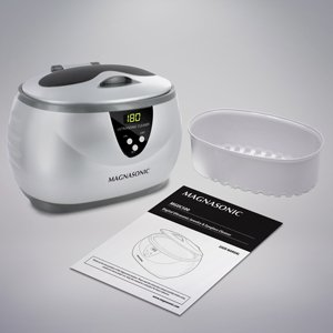 I4tiUY5fQOz. UX300 TTW   - Magnasonic Professional Ultrasonic Jewelry Cleaner with Digital Timer for Eyeglasses, Rings, Coins (MGUC500)