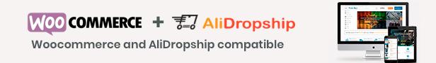 alidropship compatible - Claue - Clean, Minimal Elementor WooCommerce Theme