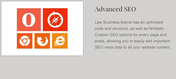 attorney theme seo - LawBusiness - Attorney & Lawyer WordPress Theme