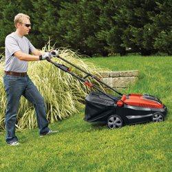 blackdecker 14q1 B00HH4K8E0 CM1640 cut sm - BLACK+DECKER 40V MAX Cordless Lawn Mower, 16-Inch (CM1640)