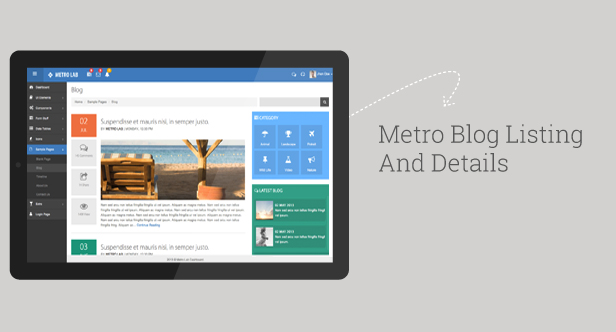 blog by vectorlab1 d6hwqtt - Metro Lab - Responsive Dashboard Template