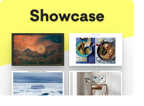 border showcase - BORDER - A Delightful Photography WordPress Theme