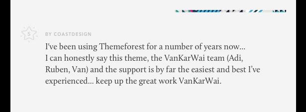 calafate theme review 07 - Calafate - Portfolio & WooCommerce Creative WordPress Theme