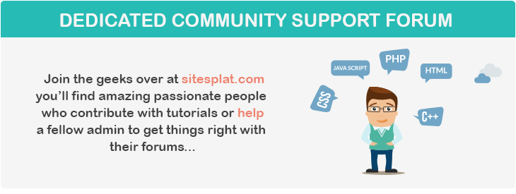 community - FLATBOOTS   High-Performance and Modern Theme For phpBB