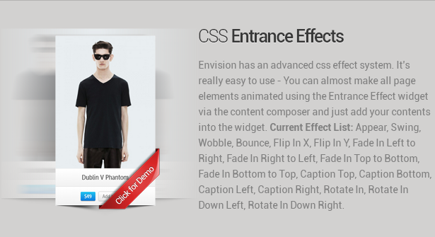 css effect - Envision - Responsive Retina Multi-Purpose Theme