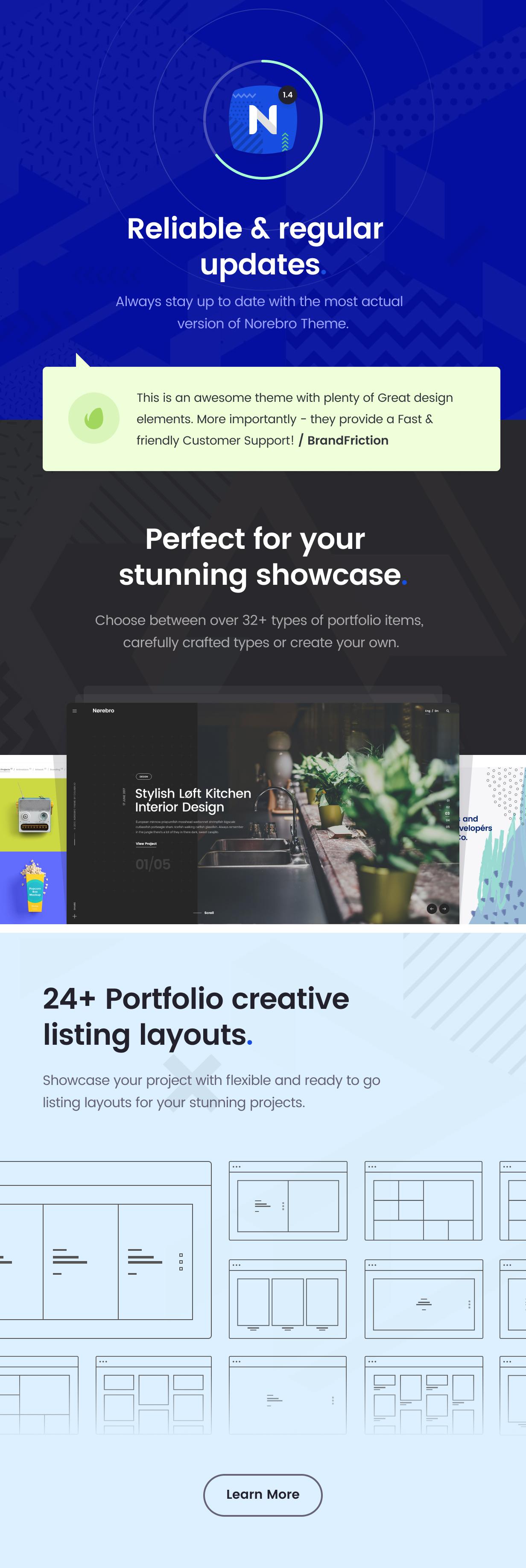 envato promo  616px 05 - Norebro - Creative Portfolio Theme for Multipurpose Usage