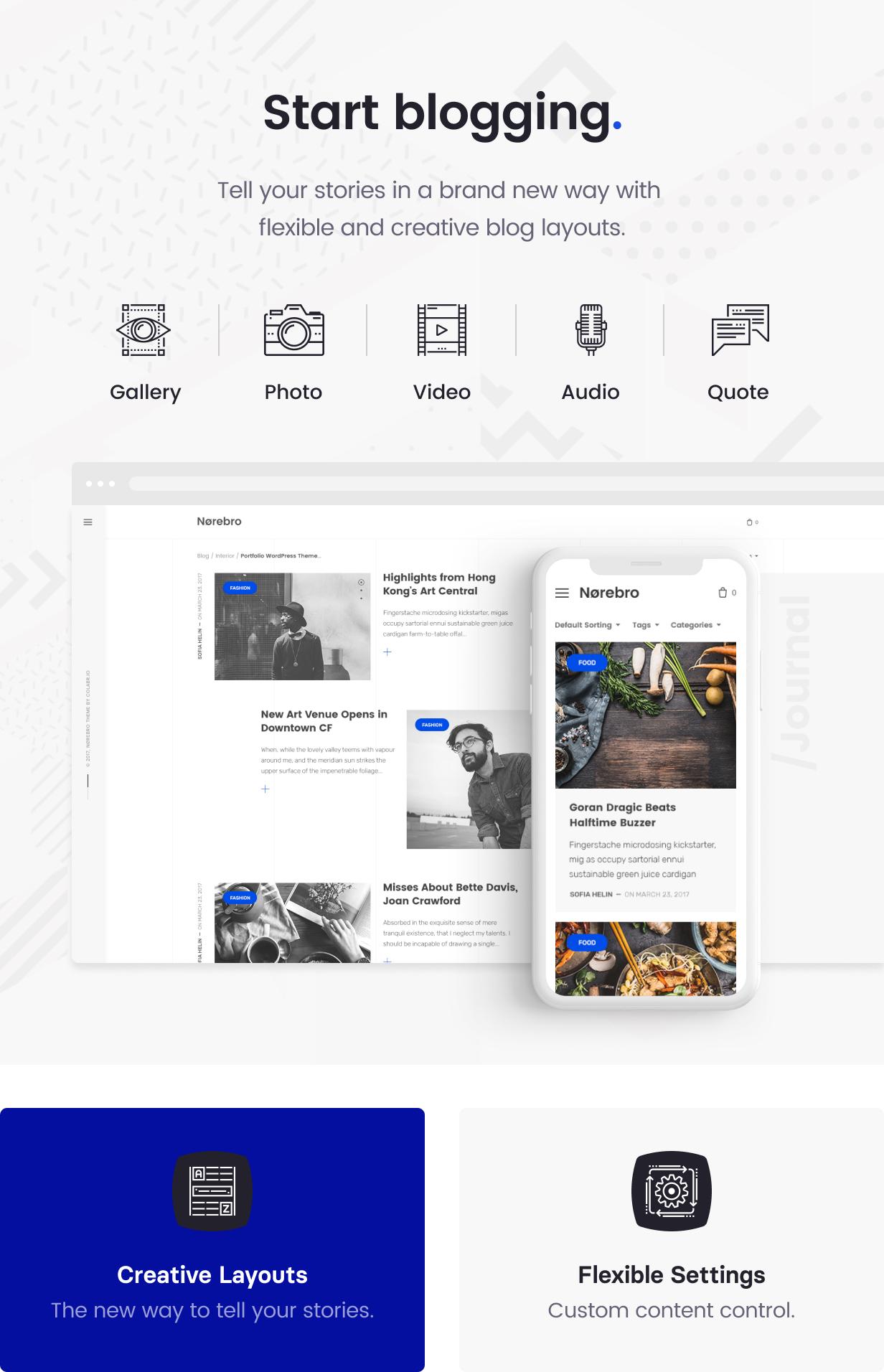 envato promo  616px 08 - Norebro - Creative Portfolio Theme for Multipurpose Usage