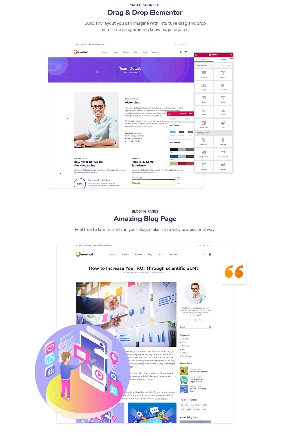 ewebot wp3 - Ewebot - SEO Marketing & Digital Agency