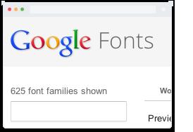 fonts - Heat - Responsive Photography WordPress Theme