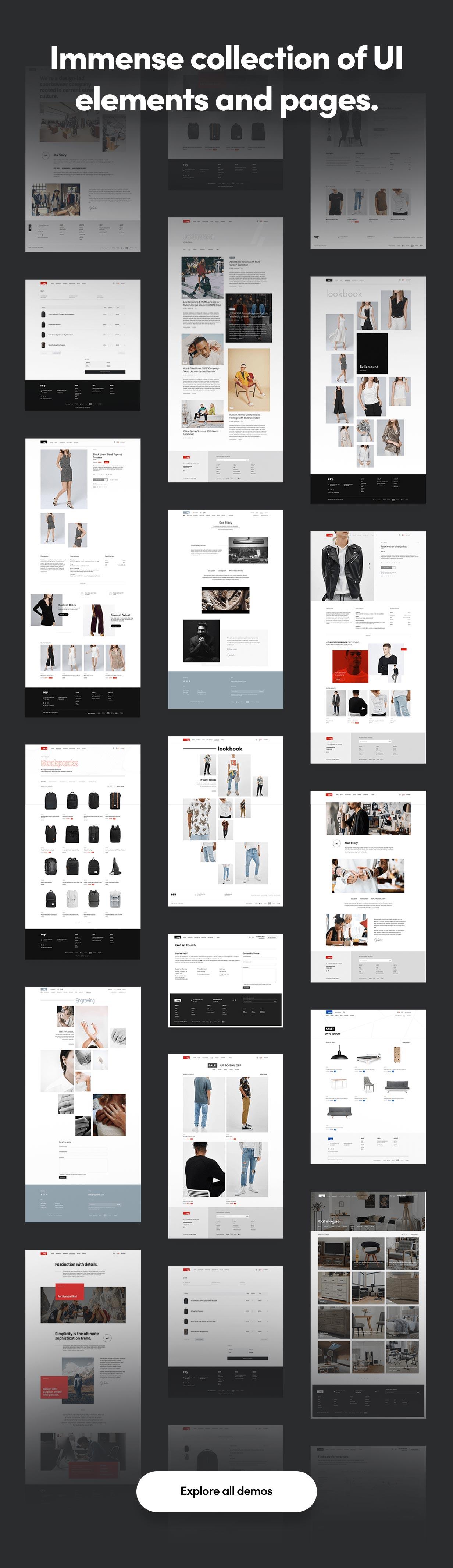 p demos 3 - Rey - Fashion & Clothing, Furniture