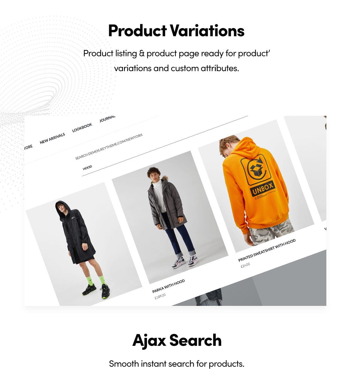 p woocommerce 5 - Rey - Fashion & Clothing, Furniture