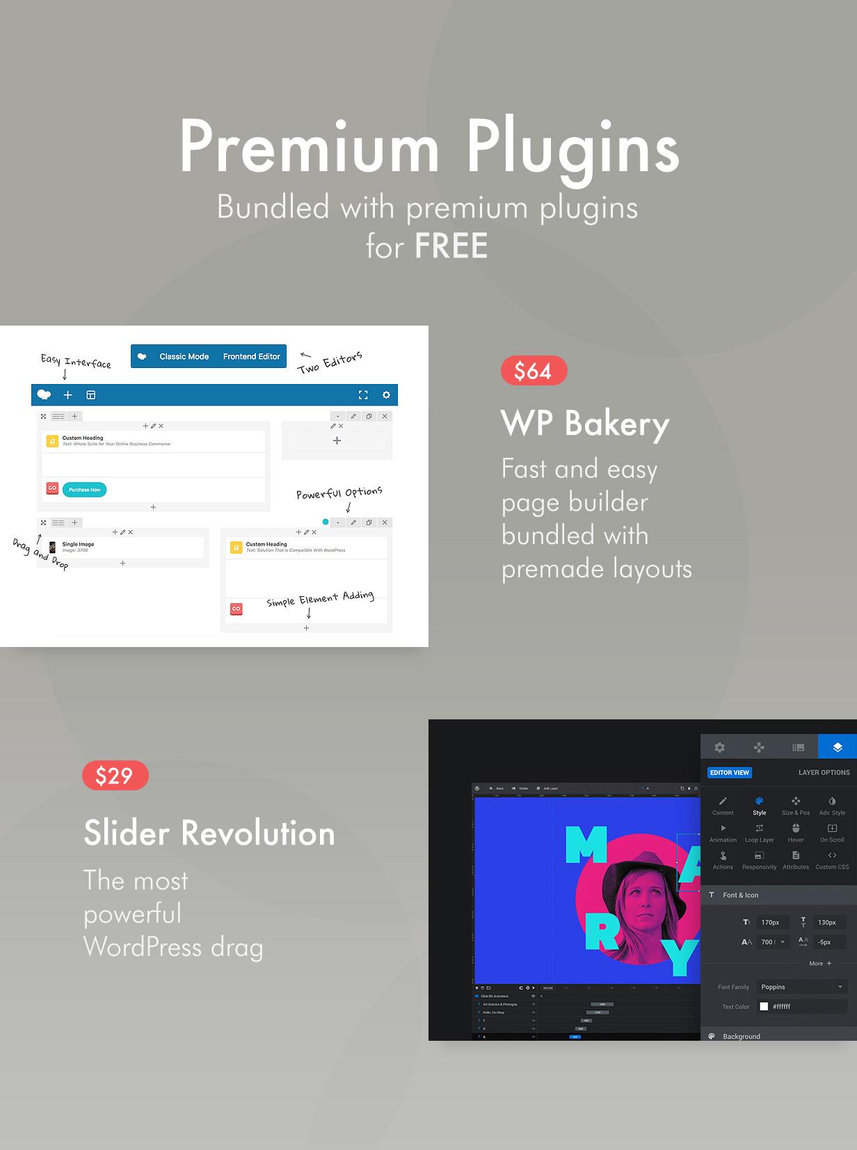 plugins - Goya - Modern WooCommerce Theme