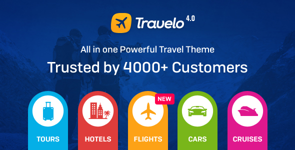 preview.  large preview - Travelo - Travel/Tour Booking Responsive WordPress Theme