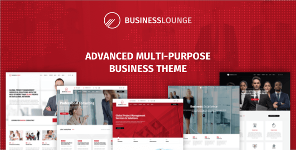 preview.  large preview - Business Lounge | Multi-Purpose Consulting & Finance Theme