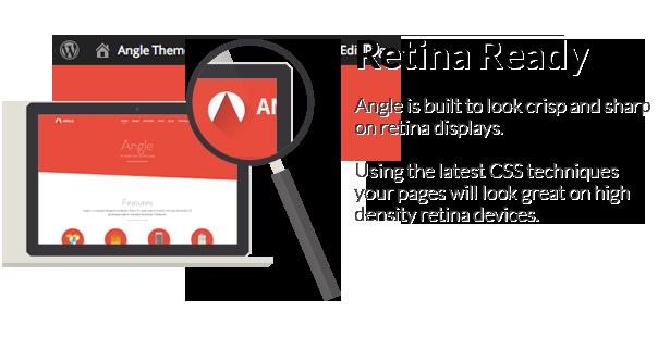 retina - Angle Flat Responsive Bootstrap MultiPurpose Theme