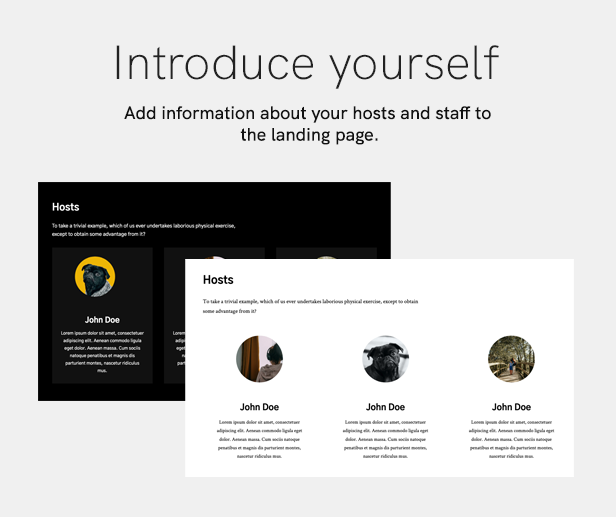 sales page 16 hosts 2 - Podcaster - Multimedia WordPress Theme