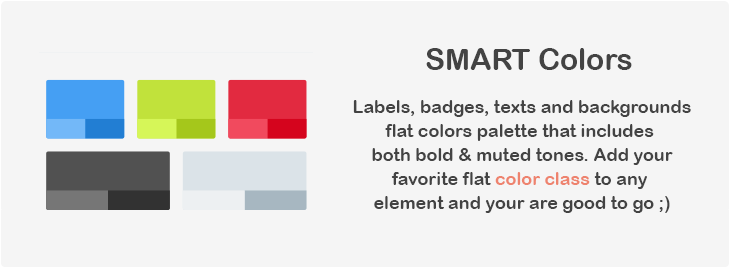 smart colors - FLATBOOTS | High-Performance and Modern Theme For phpBB