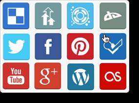 social - BORDER - A Delightful Photography WordPress Theme