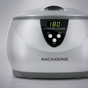 z5xK10GRTpn. UX300 TTW   - Magnasonic Professional Ultrasonic Jewelry Cleaner with Digital Timer for Eyeglasses, Rings, Coins (MGUC500)