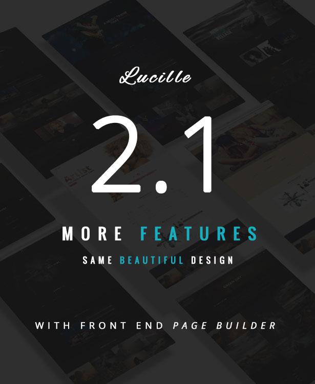 000 1 1 - Lucille - Music WordPress Theme