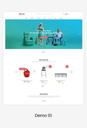 01 furniture  - Puca - Optimized Mobile WooCommerce Theme