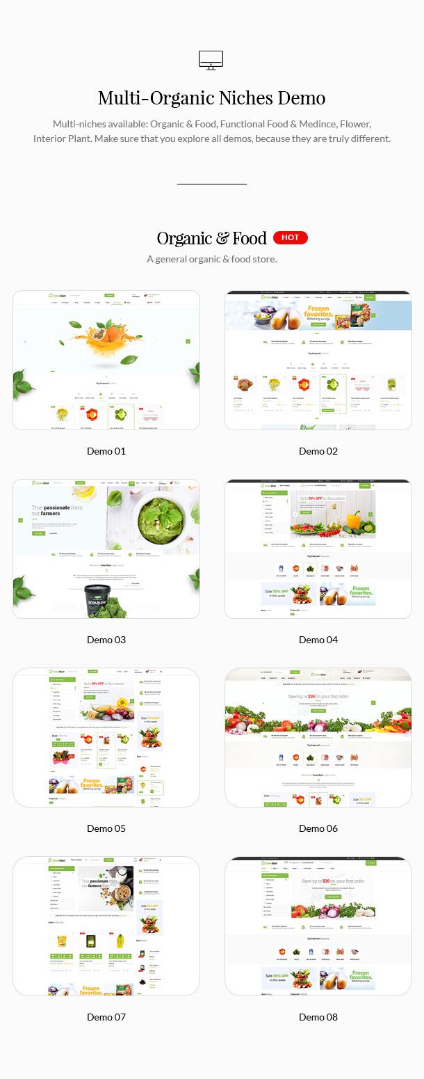 05 info - GreenMart – Organic & Food WooCommerce WordPress Theme