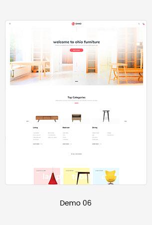 06 furniture  - Puca - Optimized Mobile WooCommerce Theme