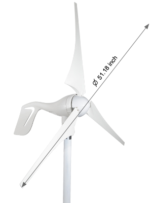 08128796 7f0e 4f75 ab4b 6dc9abd3fd5d.  CR0,0,300,400 PT0 SX300 V1    - Pikasola Wind Turbine Generator 400W 12V with 3 Blade 2.5m/s Low Wind Speed Starting Wind Turbines with Charge Controller, Windmill for Home