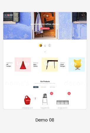 08 furniture  - Puca - Optimized Mobile WooCommerce Theme