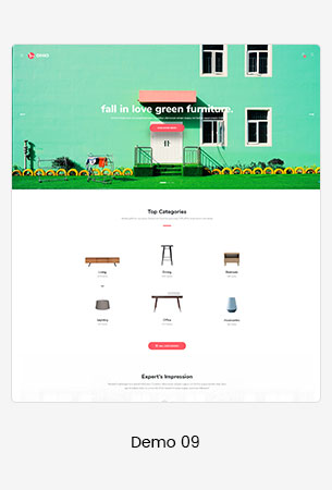09 furniture  - Puca - Optimized Mobile WooCommerce Theme