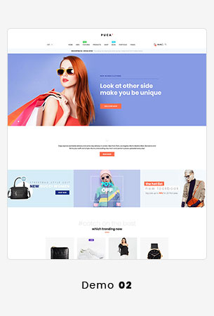 09 puca info - Puca - Optimized Mobile WooCommerce Theme