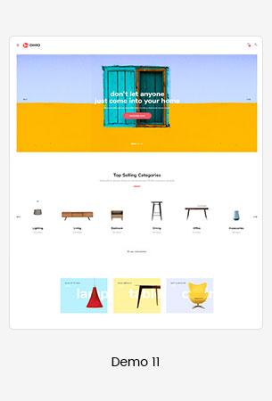 11 furniture  - Puca - Optimized Mobile WooCommerce Theme