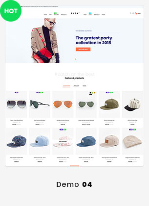 11 puca info - Puca - Optimized Mobile WooCommerce Theme