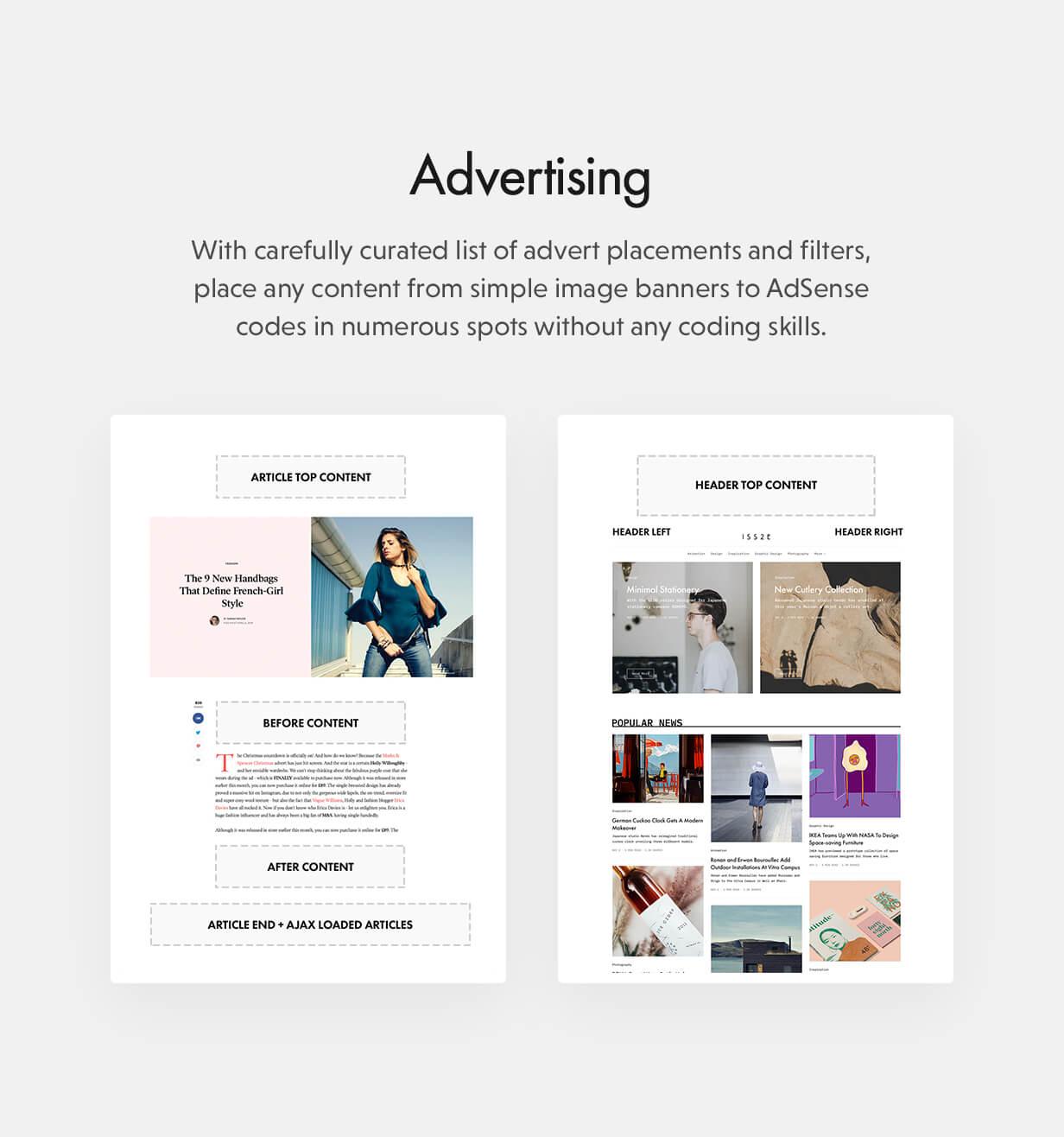 14 - The Issue - Versatile Magazine WordPress Theme