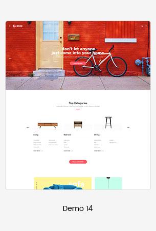 14 furniture  - Puca - Optimized Mobile WooCommerce Theme