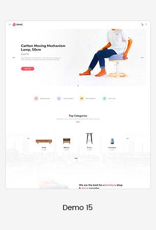 15 furniture  - Puca - Optimized Mobile WooCommerce Theme