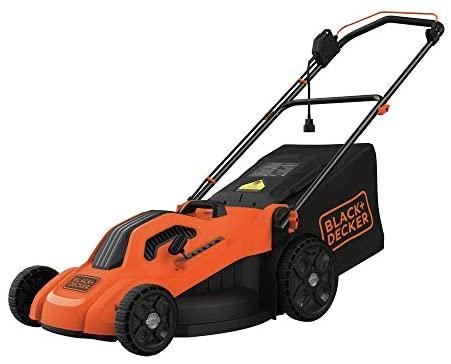 1619858509 41p4RXXkj L. AC  - BLACK+DECKER Lawn Mower, Corded, 13 Amp, 20-Inch (BEMW213)
