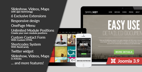 1619910596 632 preview.  large preview - SimpleKey :: One Page Portfolio Joomla Template