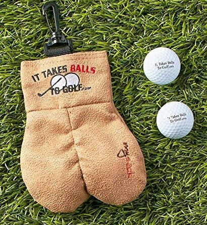 1620810945 61fVgbQhKuL. AC  410x445 - MySack Golf Ball Storage Bag | This Funny Golf Gift Is Sure to Get a Laugh | Store Your Other Golf Accessories for Men Such as Tees & Gloves by Putting Them in This Gag Gift