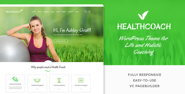 1621426713 186 01 preview.  large preview - Health Coach - Personal Trainer WordPress theme