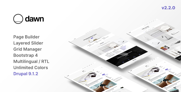 1621643269 172 01 preview.  large preview - Dawn - Multipurpose Responsive Drupal 9 Theme