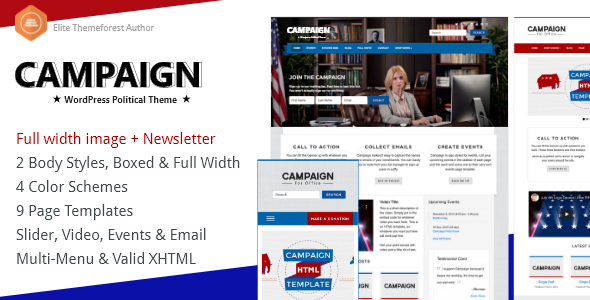 1621773221 667 01 preview.  large preview - Campaign - Political WordPress Theme