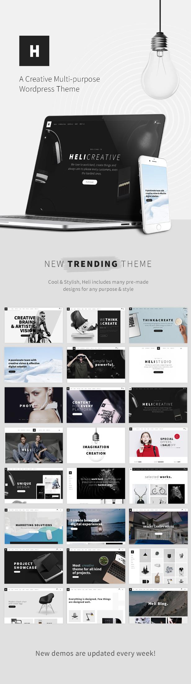 1622292823 824 8 - Heli - Minimal Creative Black and White WordPress Theme