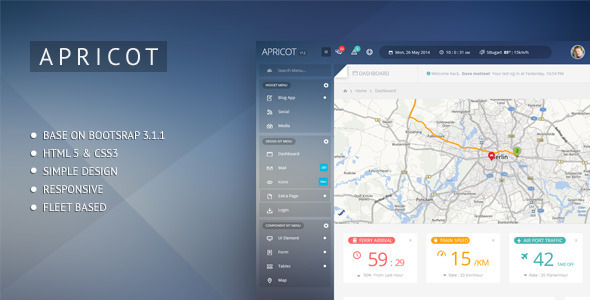 1622336127 209 01 preview.  large preview - Apricot Navigation Admin Dashboard Template