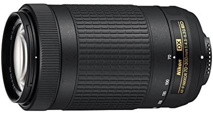 1622412473 41nQsfqEmfL. AC  - Nikon AF-P DX NIKKOR 70-300mm f/4.5-6.3G ED Lens for Nikon DSLR Cameras