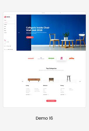 16 furniture  - Puca - Optimized Mobile WooCommerce Theme