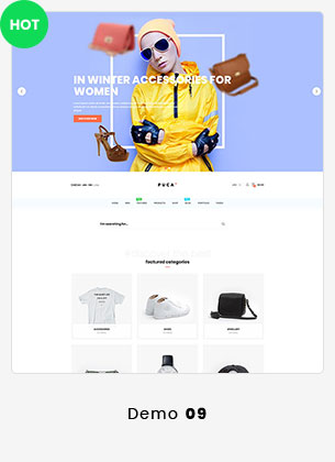 16 puca info - Puca - Optimized Mobile WooCommerce Theme