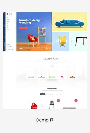 17 furniture  - Puca - Optimized Mobile WooCommerce Theme