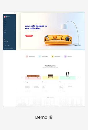 18 furniture  - Puca - Optimized Mobile WooCommerce Theme