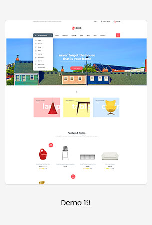 19 furniture  - Puca - Optimized Mobile WooCommerce Theme